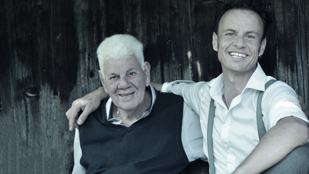 Wolfgang Frank  - Alter Mann…wenn du einmal gehst