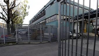 Das Asyl-Empfangszentrum im Zentrum von Chiasso (Archiv)