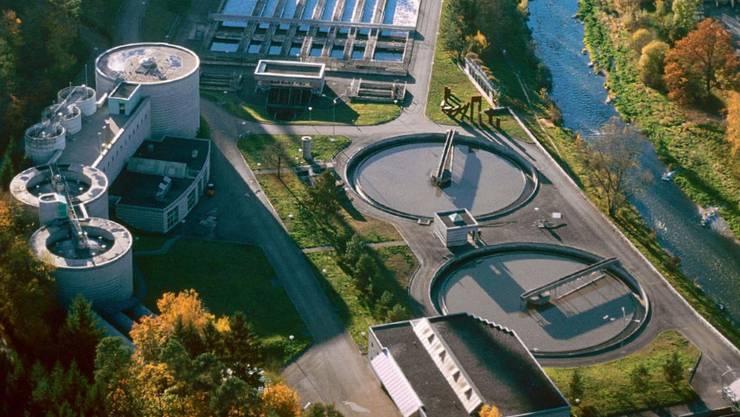 Die Abwasserreinigungsanlage bekommt einen zweiten Faulturm.