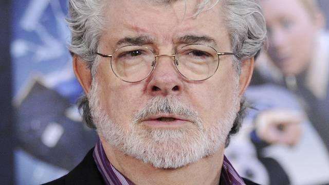George Lucas freut sich über Verkauf seiner Firma (Archiv)