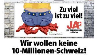 Die Frontseite des «Extrablatts».