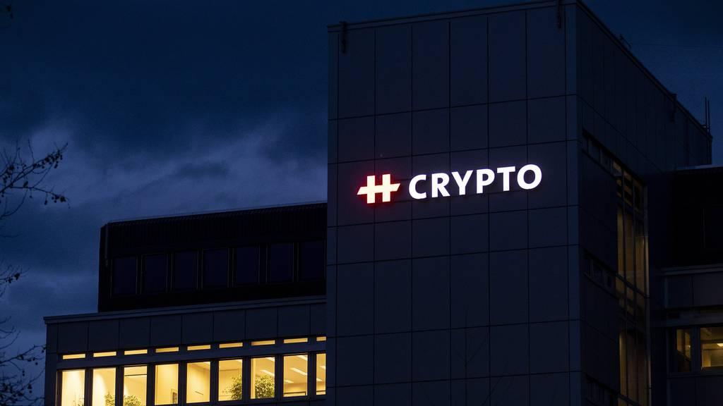 Geriet im Februar in die Schlagzeilen: Die Firma Crypto AG. (Archivbild)