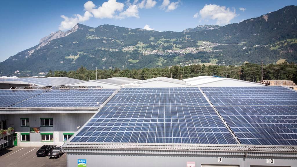 Solar- und Windstrom:Schweiz hinkt Europa hinterher