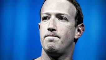 """Das Unternehmen nehme den Vorgang """"sehr ernst"""" , sagte Facebook-Chef Mark Zuckerberg. (Archivbild)"""