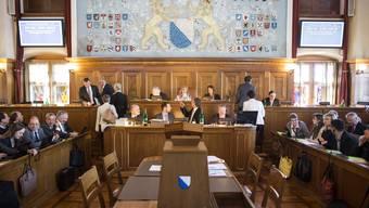 Der Zürcher Kantonsrat nimmt die Pläne für den Ausbau der Schaffhauserstrasse an. (Archiv)