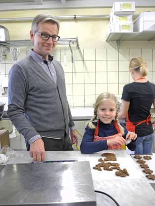 Thomas Kaiser und seine Elisa