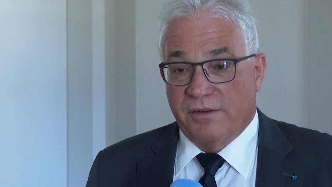 Aargauer Regierungsrat Attiger verschwieg Corona-Erkrankung
