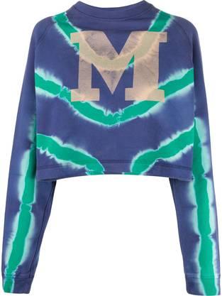 Batik-Prints werden oft mit dem Logo des Labels kombiniert. Missoni macht's vor (278 Fr., farfetch.com ).