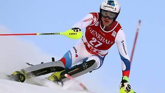 Zweiter Sieg auf Stufe Europacup für Daniel Yule