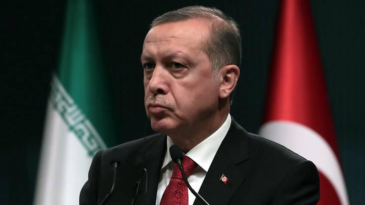 Fand Böhmermanns satirisches Gedicht gar nicht lustig: der türkische Staatspräsident Recep Tayyip Erdoğan