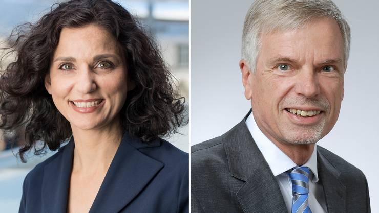 Gabriela Suter und Herbert H. Scholl