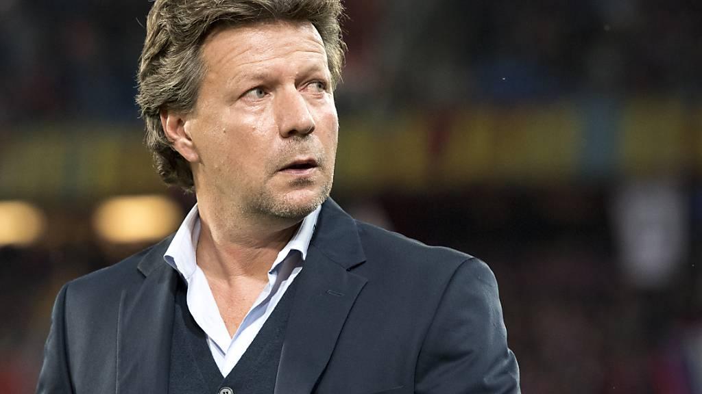 Jeff Saibene, der frühere Trainer von Thun, Aarau und St. Gallen, übernimmt beim kriselnden. FC Kaiserslautern