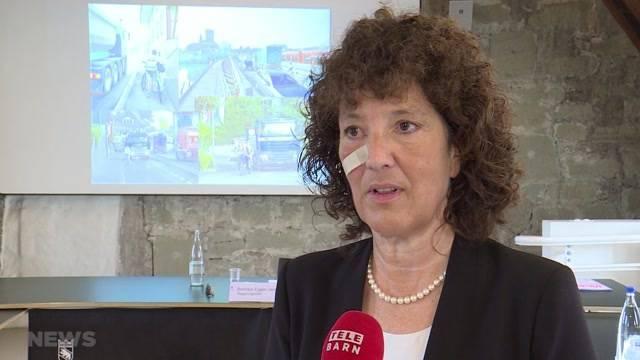 Berner Regierung weibelt für Aarwangen-Umfahrung