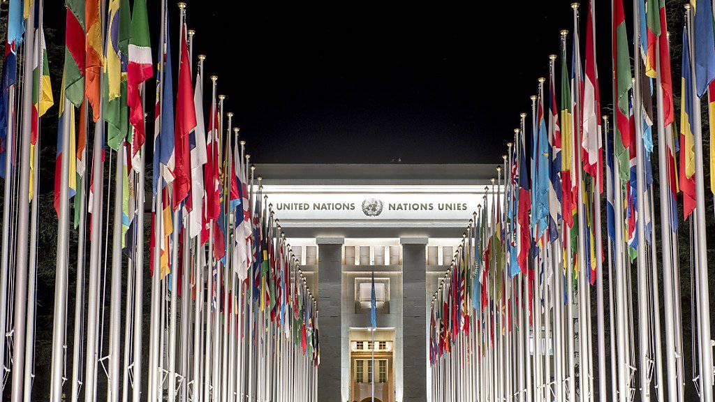 Das Parlament soll entscheiden können, ob die Schweiz dem Uno-Migrationspakt zustimmt. Das fordert nach dem Ständerat auch der Nationalrat. Einen definitiven Verzicht auf die Zustimmung haben beide Räte abgelehnt. (Symbolbild)