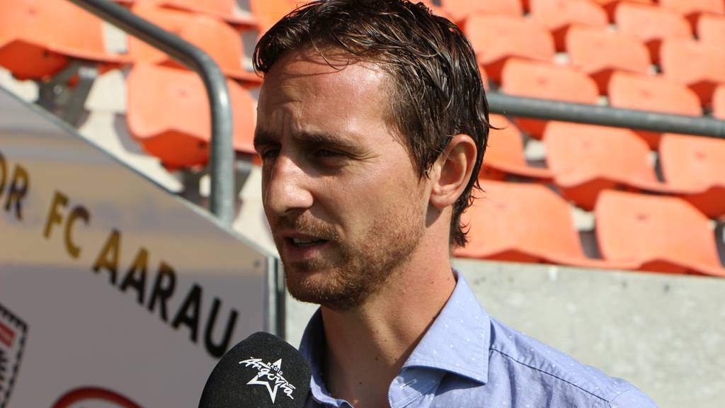 FC Aarau: Sandro Burki zum Saisonstart