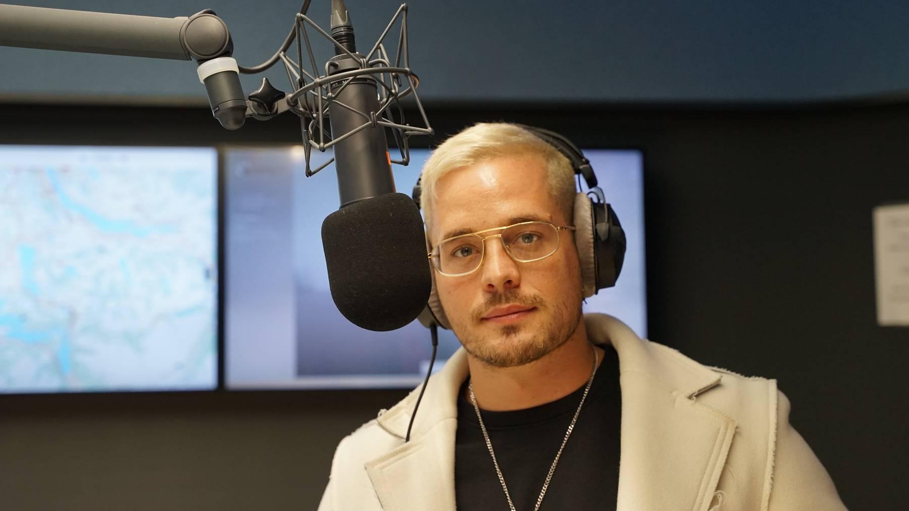Loco Escrito zeigte sich bei Radio Pilatus im Interview nachdenklich.