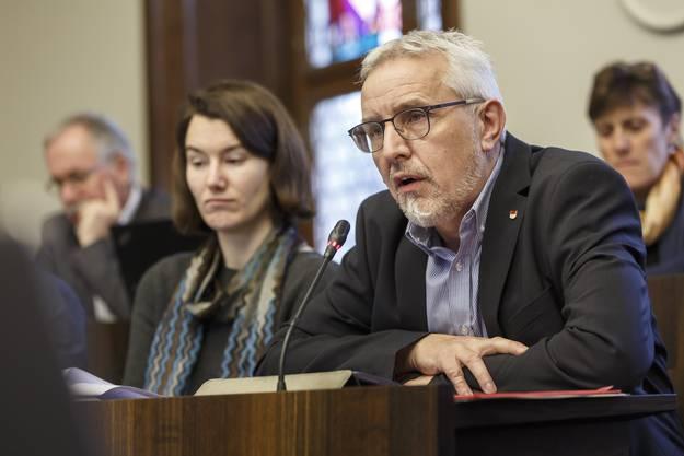 «Wen kümmert es, wenn der Kanton mit seiner eigenen Reform ein strukturelles Defizit von 60 bis 70 Mio. Franken jährlich schafft?»