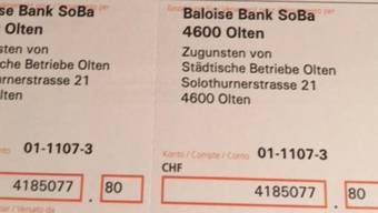 Mehr als 4 Millionen Franken verrechnete die Aare Energie AG der Frau für ihren Stromverbrauch. (Quelle: 20 Minuten)