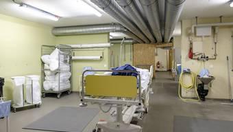 Militärspital Laufen