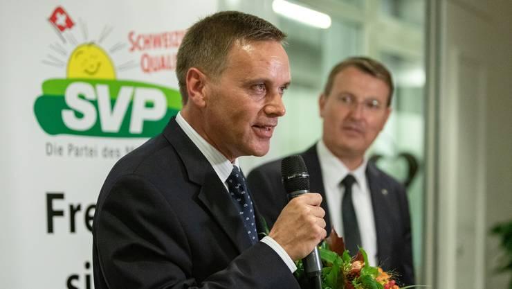 Jean-Pierre Gallati wurde einstimmig nominiert.