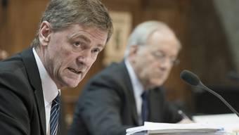 Der Glanrer FDP-Ständerat Pankraz Freitag ist am Wochenende gestorben.