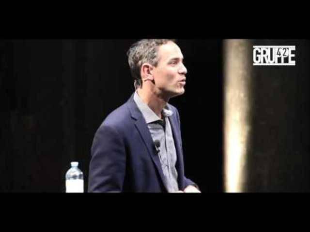 Vortrag des Historikers Daniele Ganser zum Thema «Warum gibt es Kriege auf der Welt»