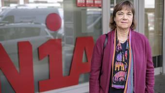 Gewerkschafterin durch und durch: Basta-Kandidatin Rita Schiavi.