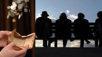 Den Teurungsausgleich ganz zu streichen kommt für den Verband der Pensionierten der kantonalen Pensionskasse nicht in Frage. (Symbolbild)