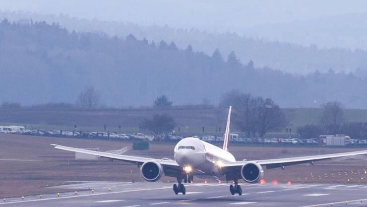 2'408'714 Passagiere sind im Mai 2016 abgeflogen oder gelandet. (Archiv)
