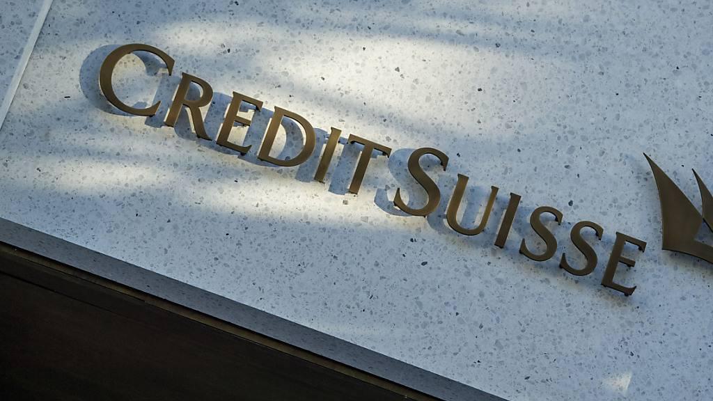 Die Credit ist wegen dem Debakel des US-Hedgefonds Archegos in die roten Zahlen getaucht. (Archivbild)