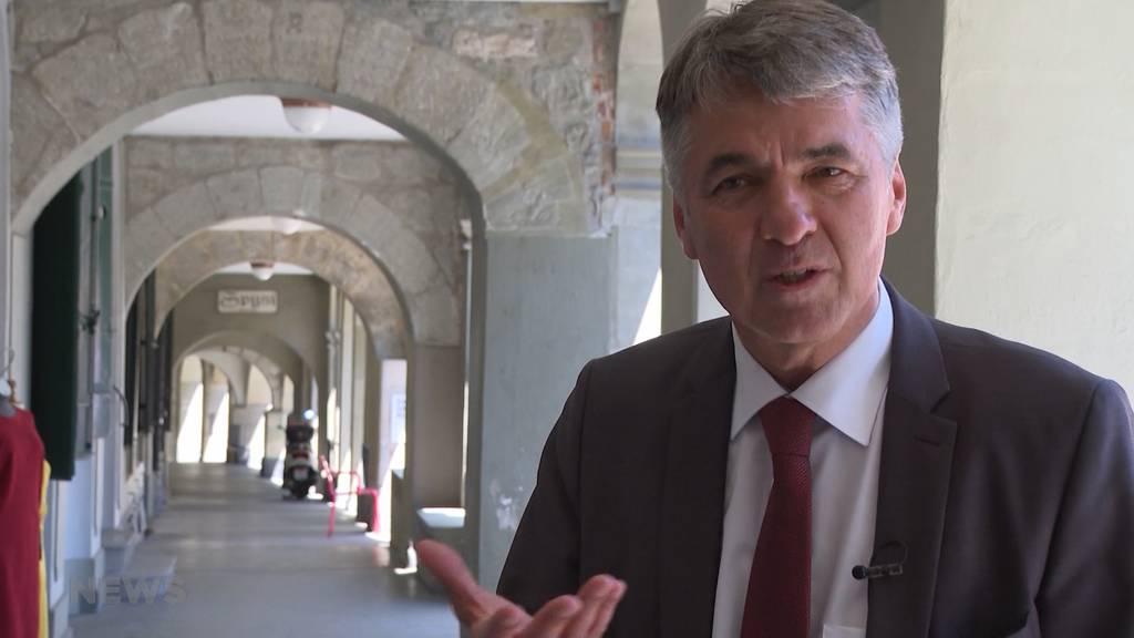 Berner Stapi Alec von Graffenried freut sich über Konkurrenz
