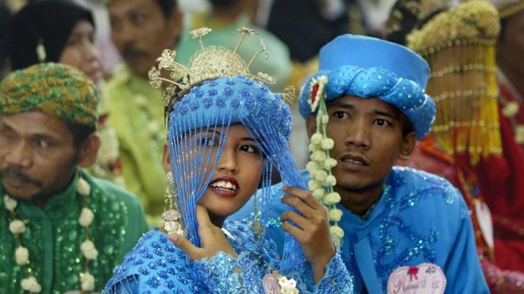 Indonesien erhöht das Mindestheiratsalter für Frauen auf 19 Jahre