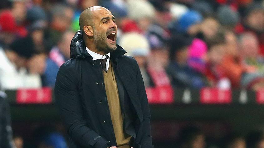 Pep Guardiola verlässt Bayern im Sommer