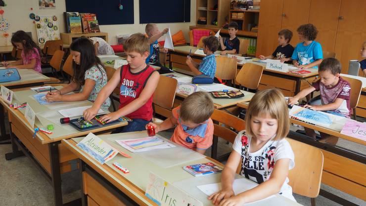 Am Schul- und Unterrichtsklima der Primarschule Boningen konnte von der externen Schulevaluation nichts ausgesetzt werden. (Archiv)