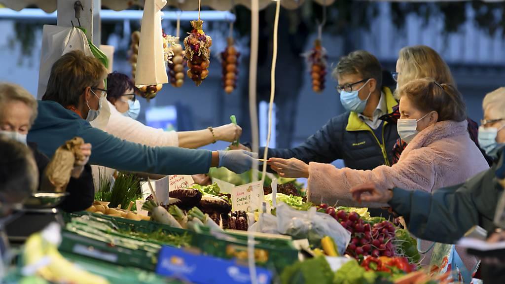 Jahresinflation kommt im Juni ins Stocken