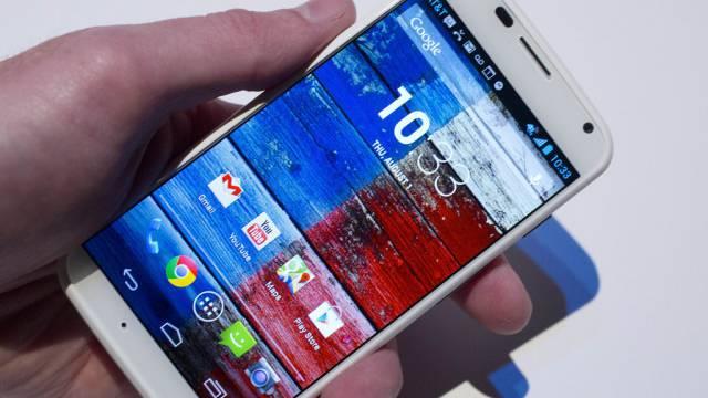 Smartphones mit Android 4.3 haben ein Sicherheitsproblem (Archiv)
