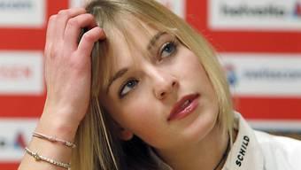 Droht da neuer Ärger: Lara Gut tritt am Freitag nur widerwillig an