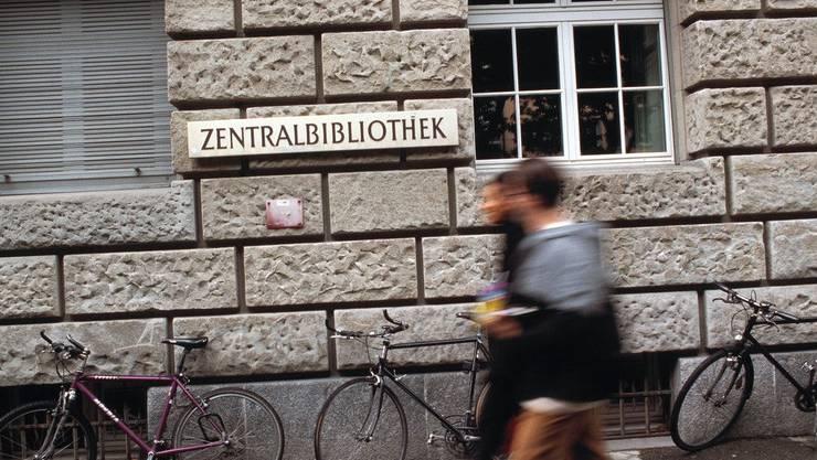 Der neue Direktor der ZB, Christian Oesterheld, ist derzeit Chefbibliothekar Benutzung der ZB Zürich. (Symbolbild)