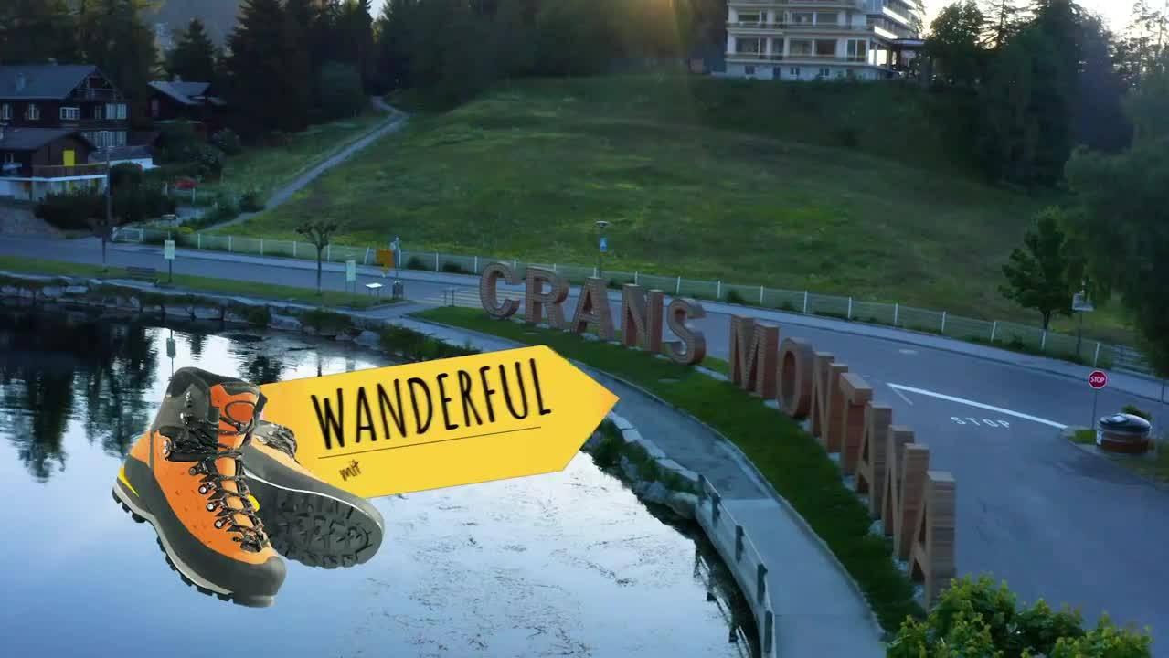 Wanderful in Crans-Montana