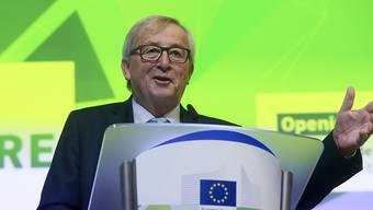 Fordert mehr Geld für die Europäische Union: EU-Kommissionschef Juncker.