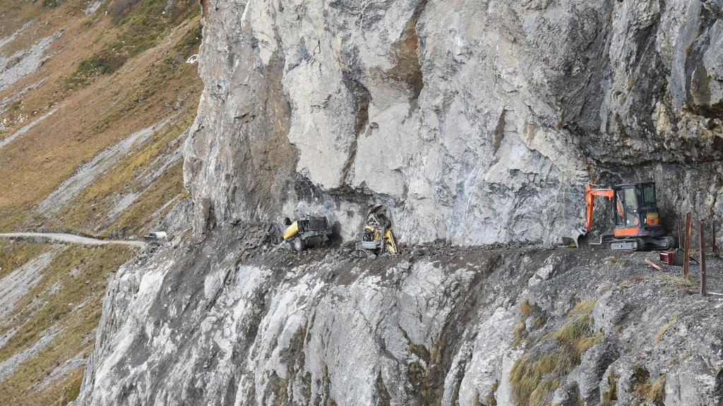 Urner Parlament unterstützt Tunnel Alp Alplen