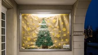 Adventsfenster Biberist