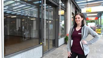 Denise Baumgartner zieht mit ihrer Dance Art Academy von Balsthal nach Oensingen und hofft, den Umzug durch Crowdfunding zu finanzieren.
