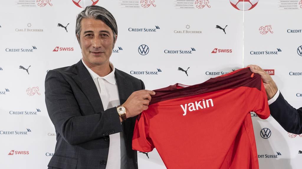 Murat Yakin ist neuer Nati-Coach