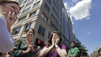 Ist etwa Washington Ziel eines neuen Terrorangiffs?