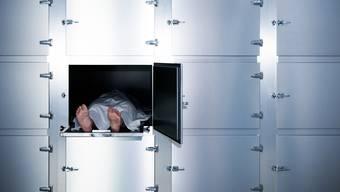 Mehr Menschen spenden heute ihren Körper nach dem Tod der Forschung. Bild: Shutterstock