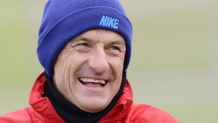 Trainer Urs Meier gelingt die Revanche mit Rapperswil-Jona