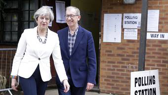 Wahl in Grossbritannien