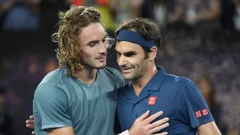Federer vs. Tsitsipas - Australian Open 2019