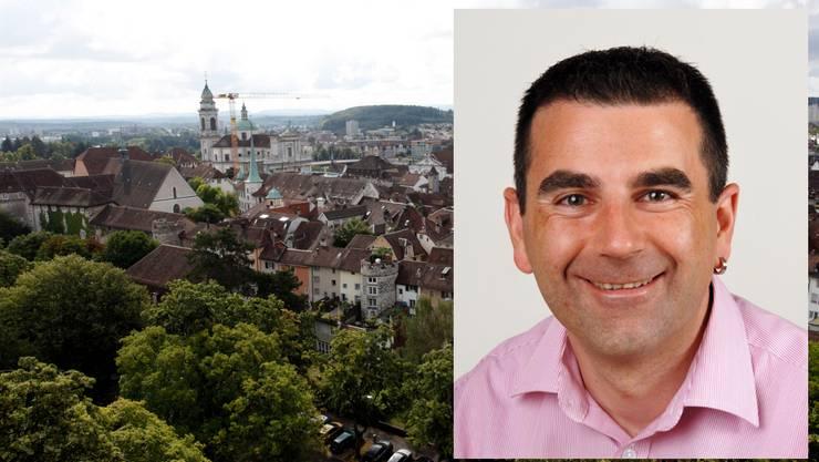 Lukas Reichmuth ist ab März 2012 neuer Abteilungsleiter Hochbau des Stadtbauamts